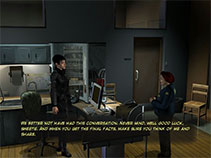 Detailed walkthrough for breaking into Todd's Office in Still Life Chapter 7. Includes write-up, screenshots, and video.